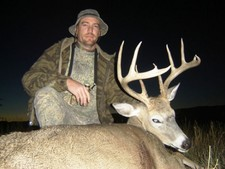 Wyoming Whitetail Hunt