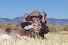 Wyoming Whitetail