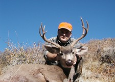 Mr. Nethery is back again on another mule deer hunt with Bar-Nunn Hunting.