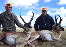 Father/Son Pronghorn Antelope Hunt