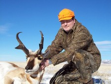 Trophy Antelope Hunting